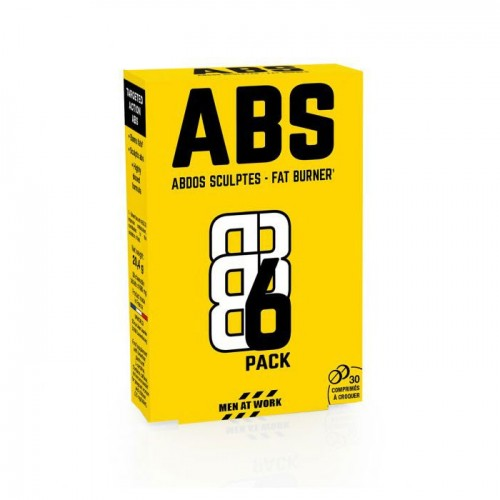 Eric Favre - ABS 6PACK FAT BURNER