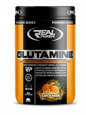 Realpharm - Glutamine Powder