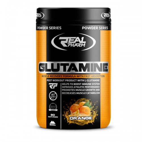 Realpharm - Glutamine Powder