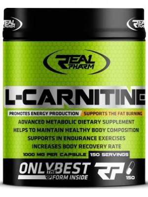 RealPharm L-Carnitine 1000 mg