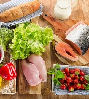 Индивидуален хранителен режим за 1 месец