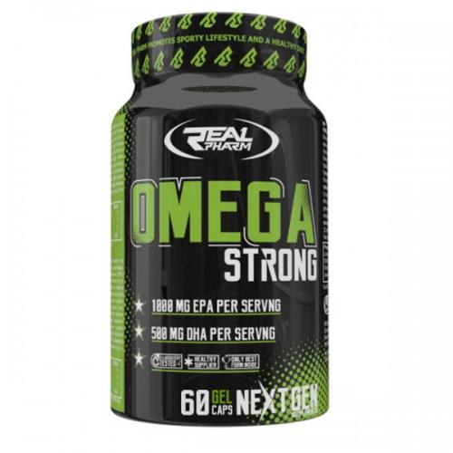RealPharm - Omega 3 Strong