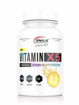 Genius Nutrition - Vitamin X5