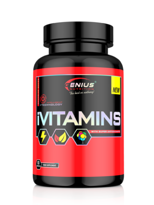 Genius Nutrition - iVitamins