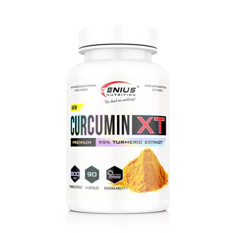 Genius Nutrition - Curcumin - XT