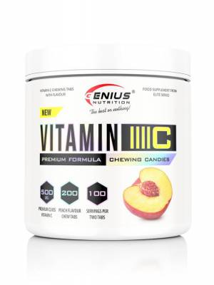 Genius Nutrition - Vitamin C 300