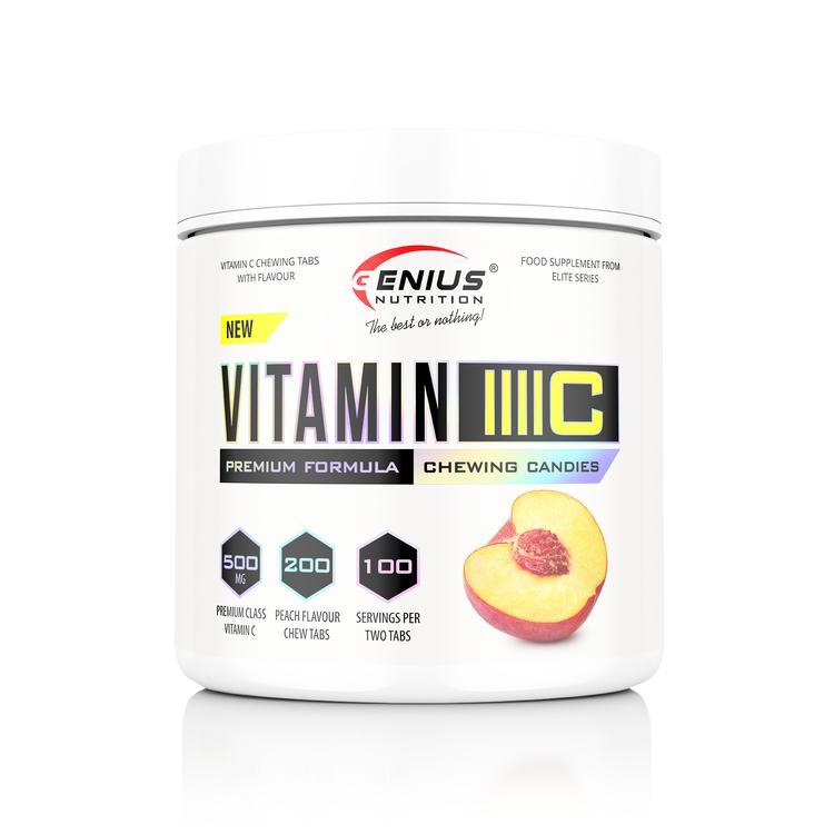 Genius Nutrition - Vitamin C 300
