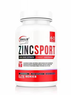 Genius Nutrition - Zinc Sport