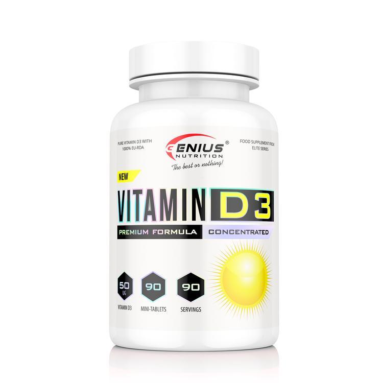 Genius Nutrition - Vitamin D3