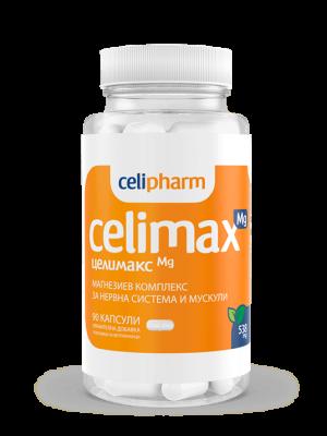 CeliPharm - Celimax Mg
